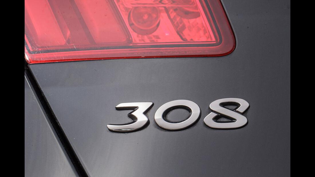 Peugeot 308 Blue HDi, Typenbezeichnung