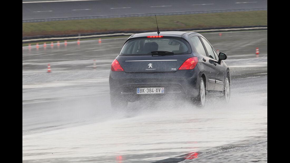 Peugeot 308, Bremsen