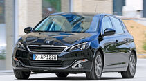 Peugeot 308, Frontansicht