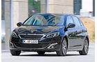 Peugeot 308, Frontansicht