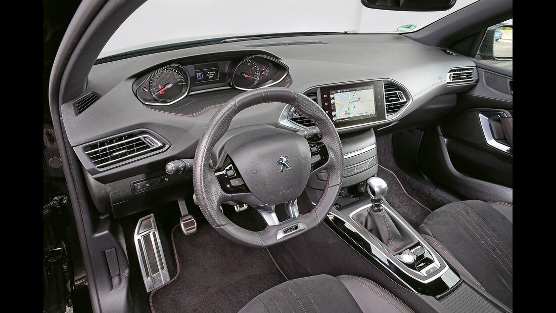 Peugeot 308 GT 308 GT THP 205, Cockpit
