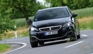 Peugeot 308 GT 308 GT THP 205, Frontansicht
