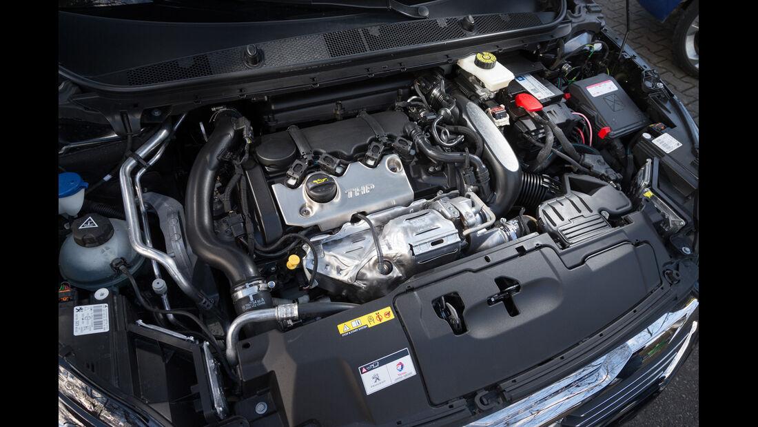 Peugeot 308 GT THP 205, Motor