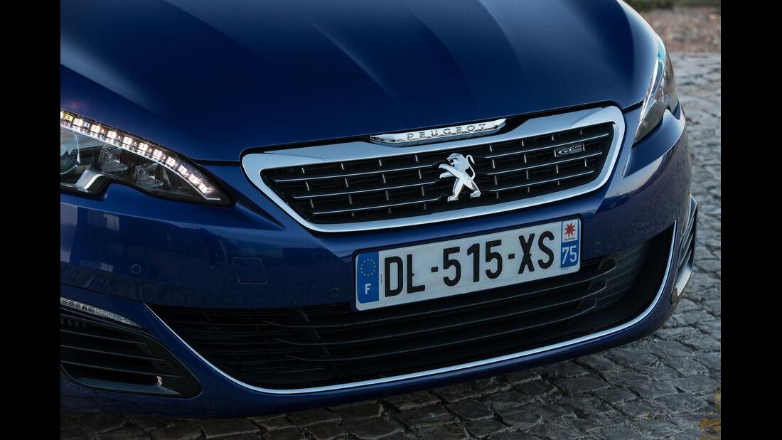 Peugeot 308 GT, ams Fahrbericht, Front