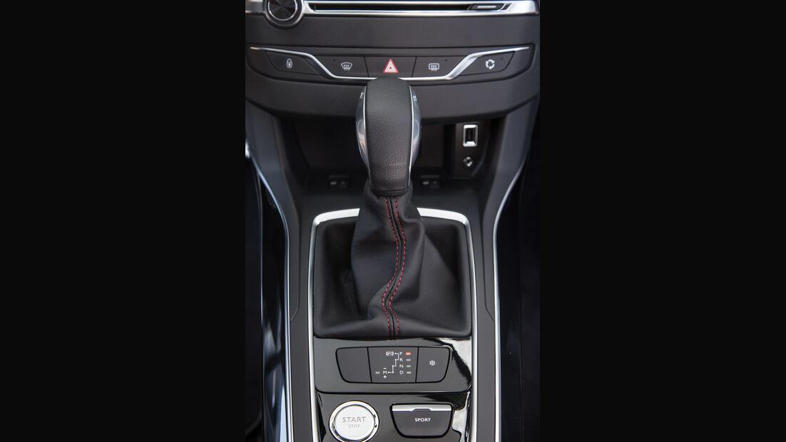 Peugeot 308 GT, ams Fahrbericht, Gangschaltung
