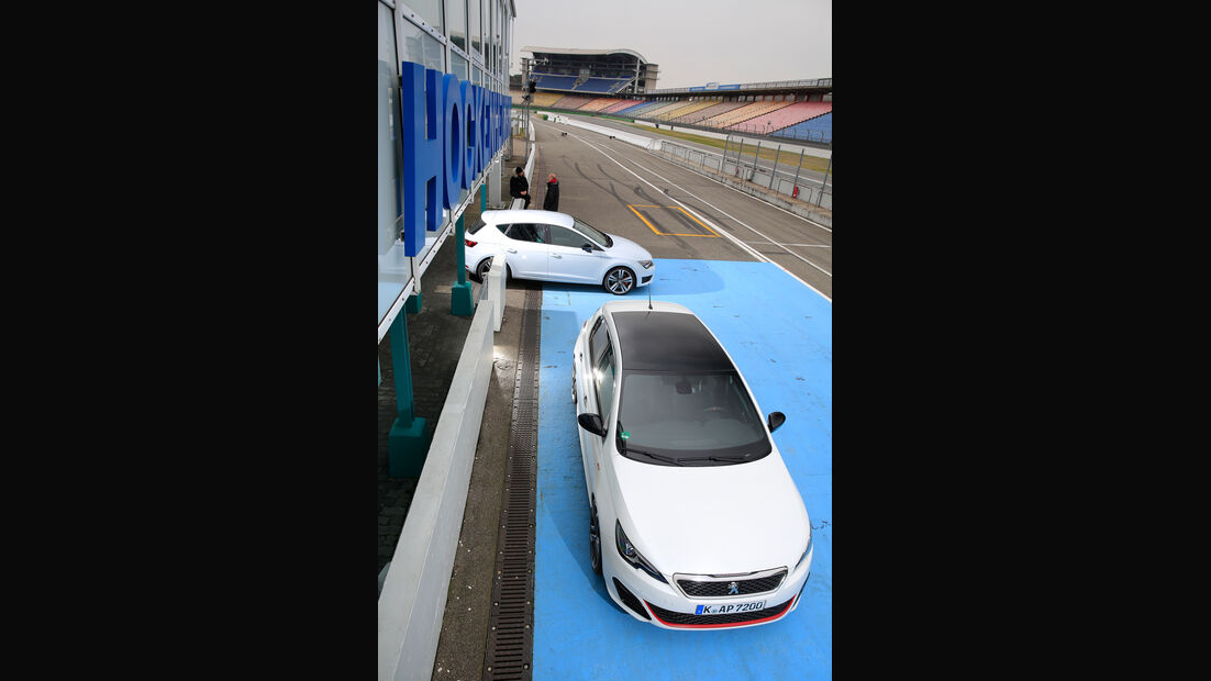 Peugeot 308 GTi, Seat Leon Cupra 290