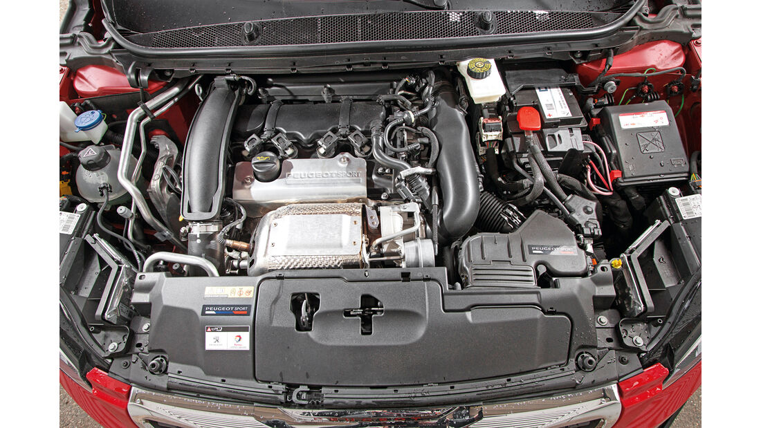 Peugeot 308 GTi THP 270, Motor