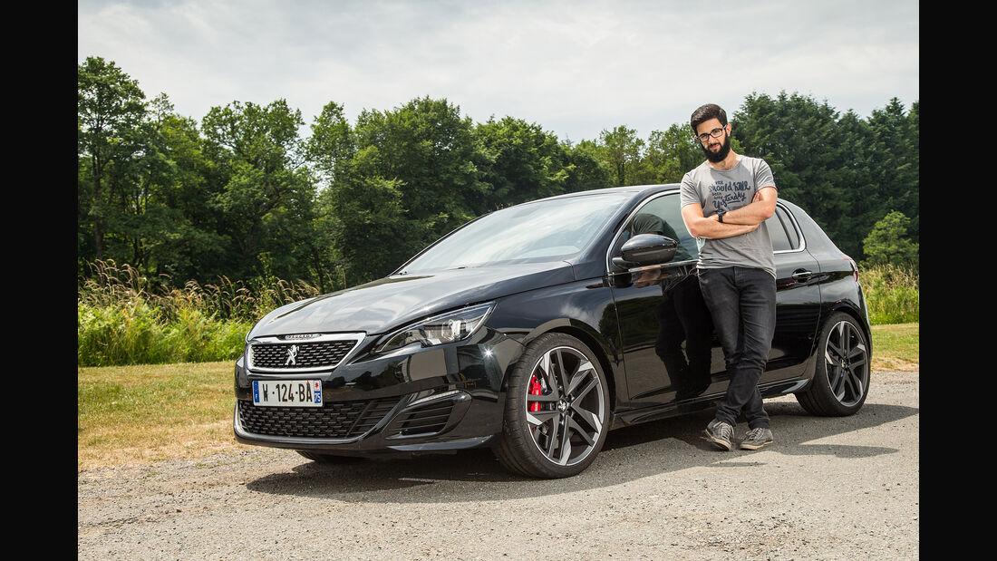 Peugeot 308 Gti, Fahrbericht, 09/2015
