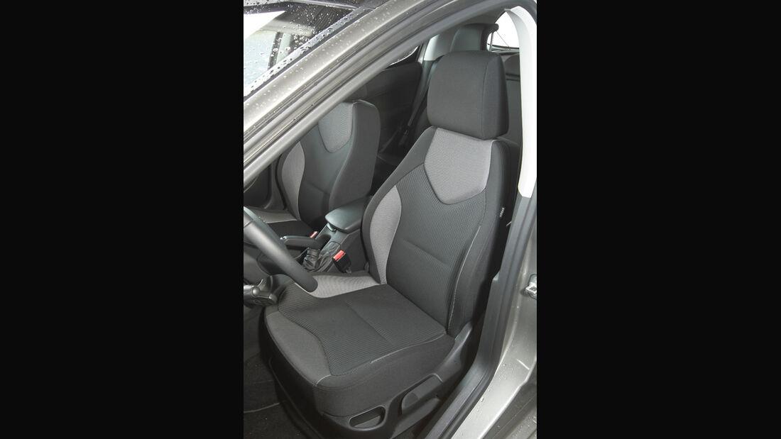 Peugeot 308 Hdi, Sitze