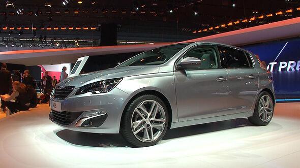 Peugeot 308, IAA