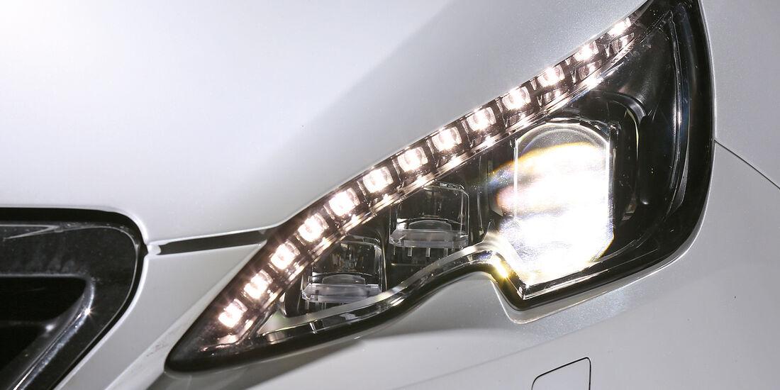 Peugeot 308, Lichtsysteme