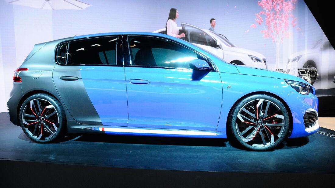 Peugeot 308 R Hybrid Sperrfrist 16.4.