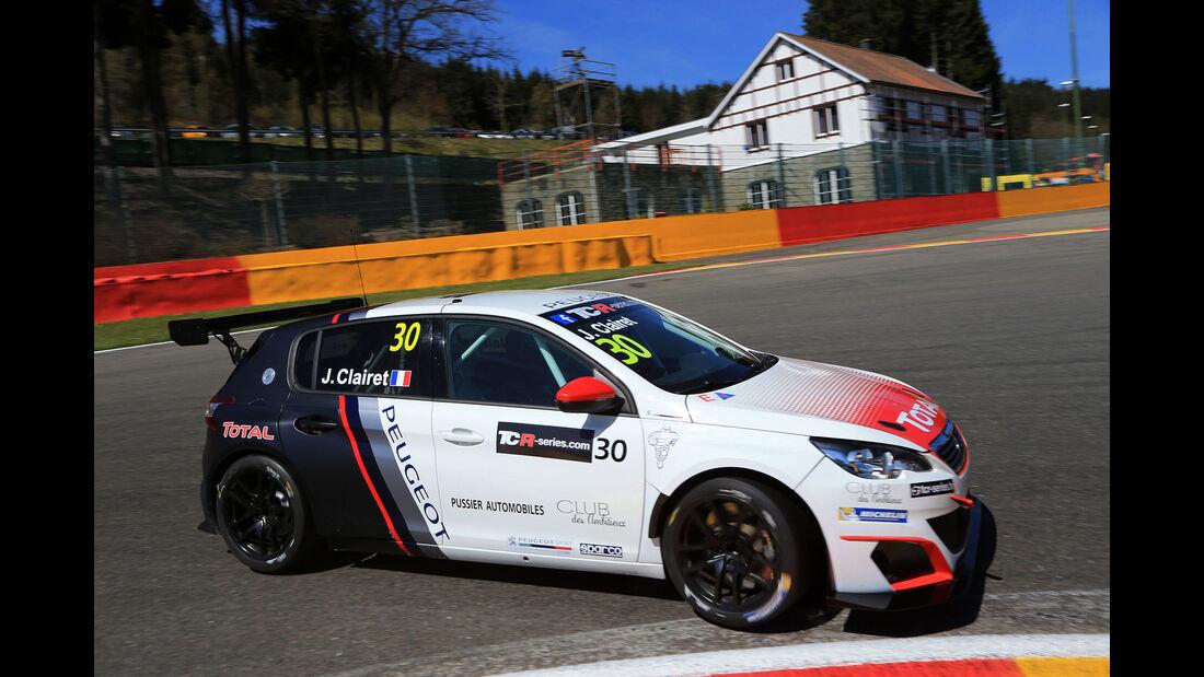 Peugeot 308 Racing Cup TCR - TCR 2016 - Tourenwagen - Motorsport