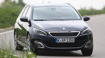 Peugeot 308 SW 130 e-THP 130, Frontansicht