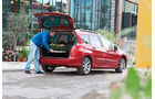 Peugeot 308 SW 155 THP, Hecklappe, Laderaum
