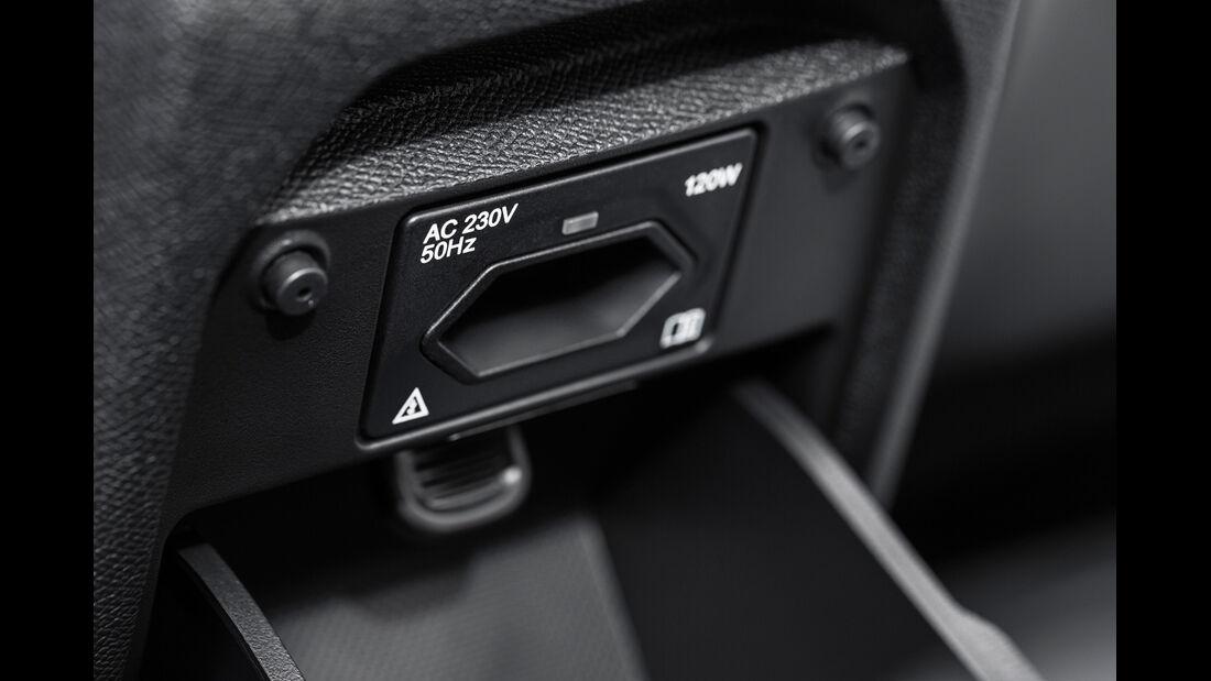 Peugeot 308 SW, Anschlüsse