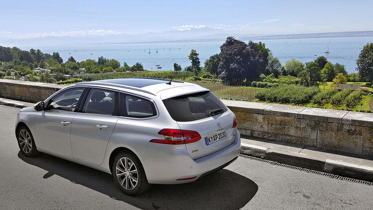 Peugeot 308 SW BlueHDi 150 Allure im Test - auto motor und sport