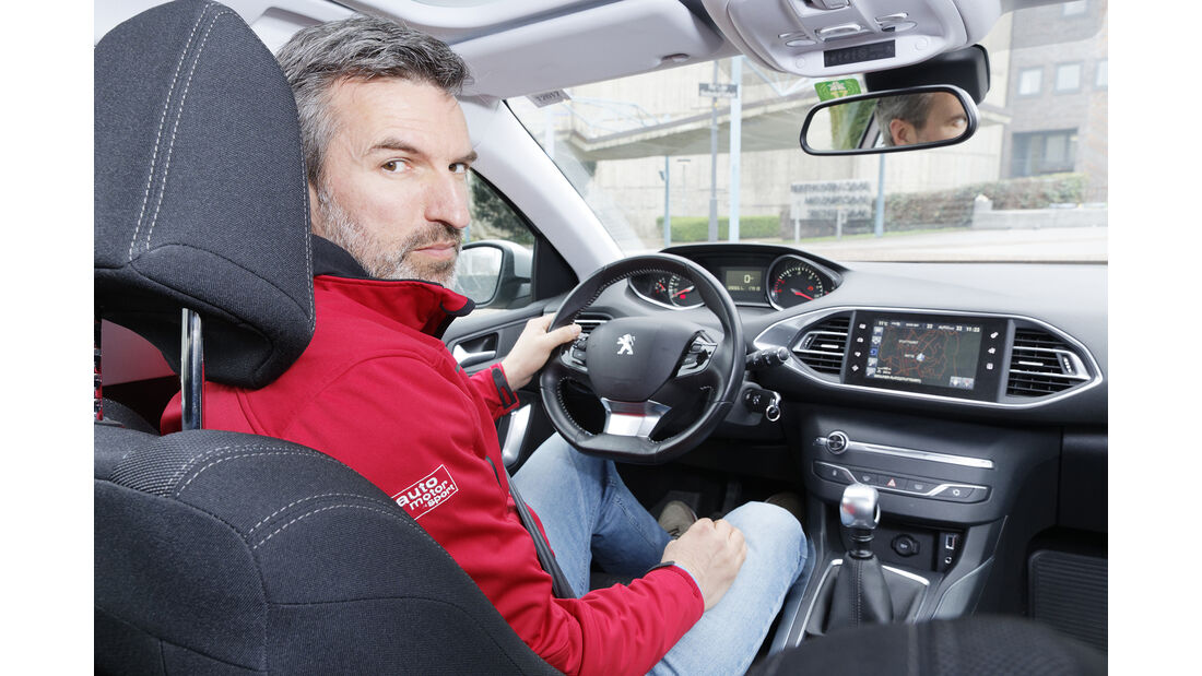 Peugeot 308 SW BlueHDi 150 Allure, Interieur