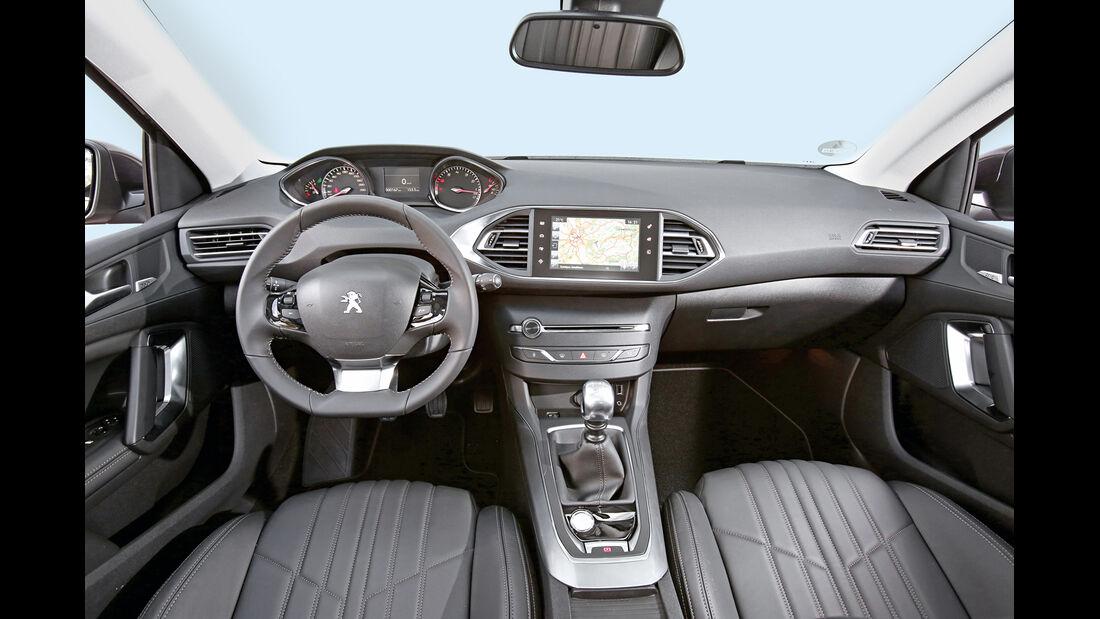 Peugeot 308 SW, Cockpit