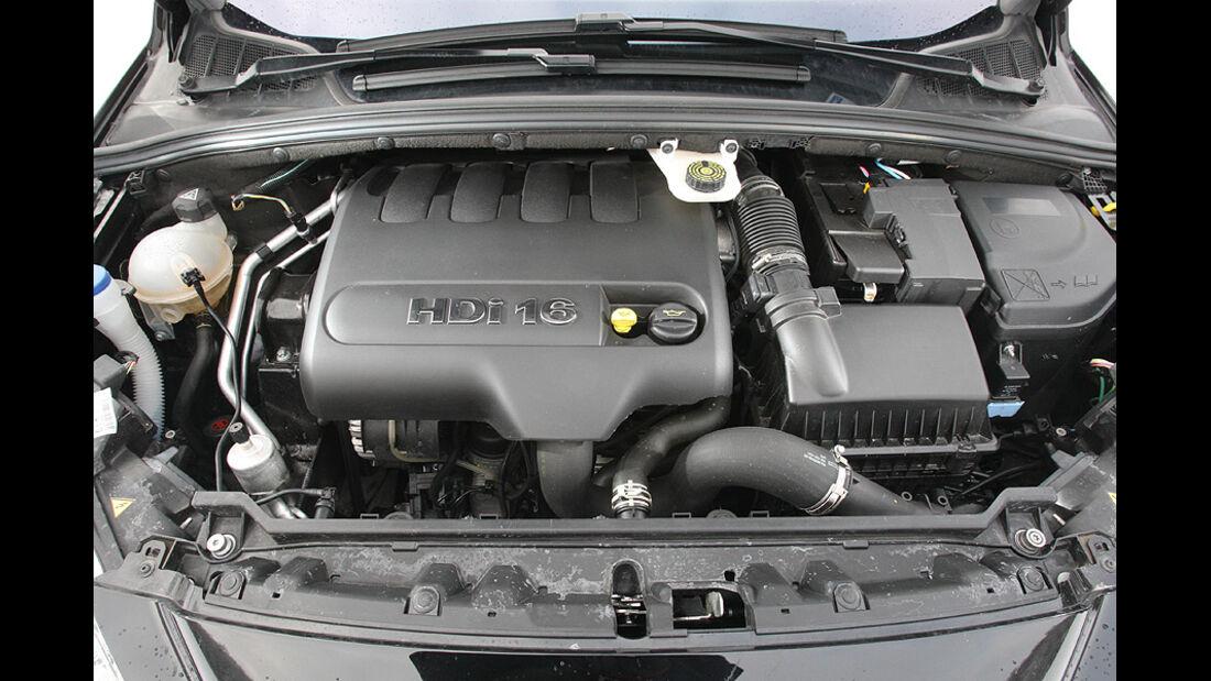 Peugeot 308 SW HDi FAP 140 Platinum Motor