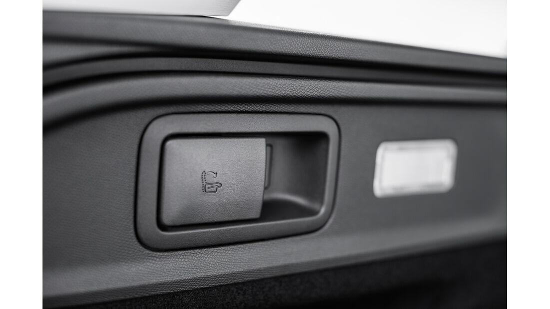 Peugeot 308 SW, Türöffner