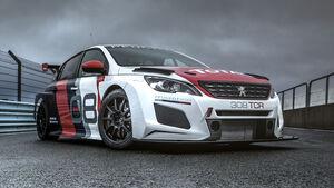 Peugeot 308 TCR