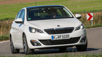 Peugeot 308 e-HDI 115, Frontansicht