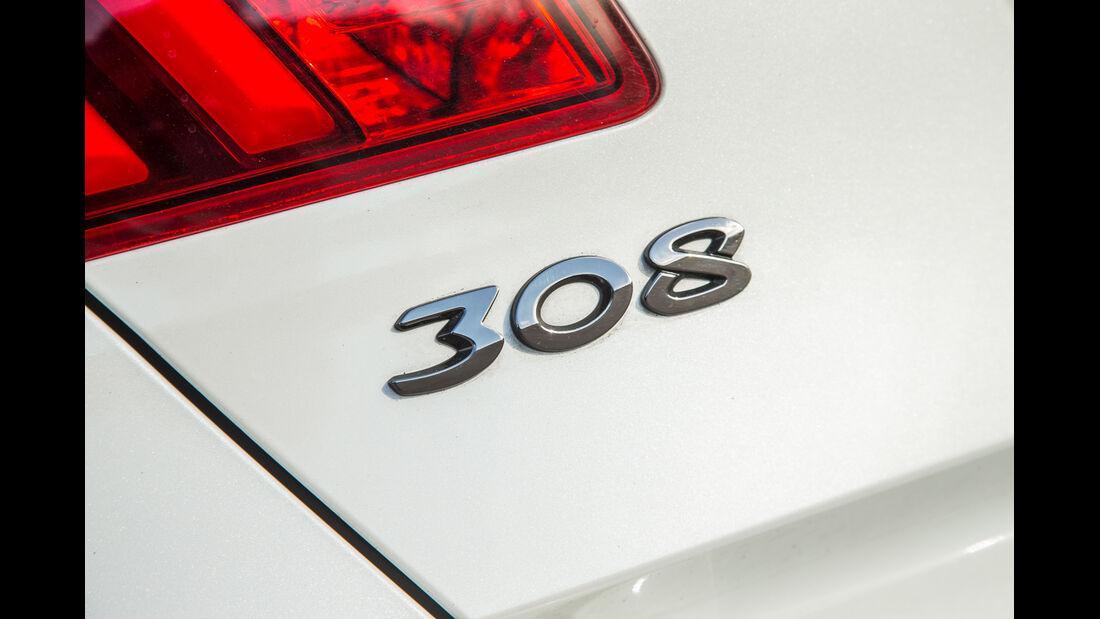 Peugeot 308 e-HDI 115, Typenbezeichnung