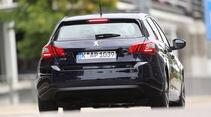 Peugeot 308 e-HDi 115, Heckansicht