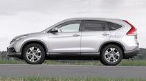 Peugeot 4008 1.8 HDi FAP 150 Allure, Seitenansicht