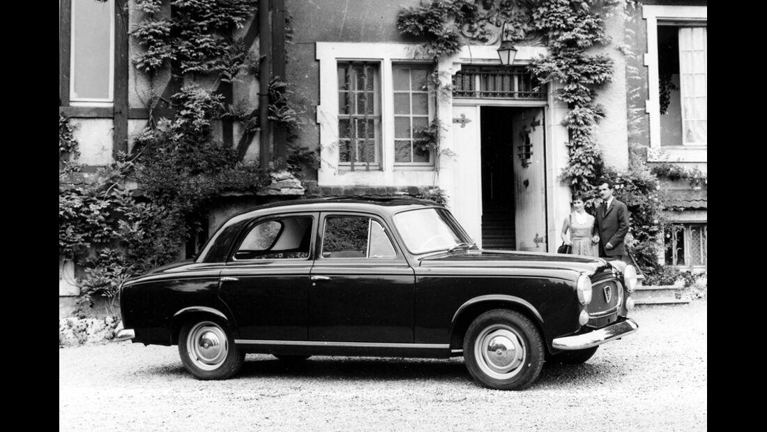 Peugeot 403, 1964