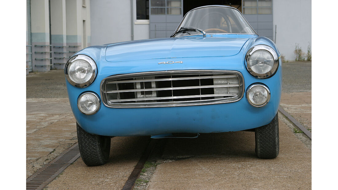 Peugeot 404 Diesel Record