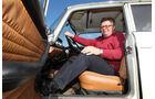 Peugeot 404, Fahrersitz, Alf Cremers