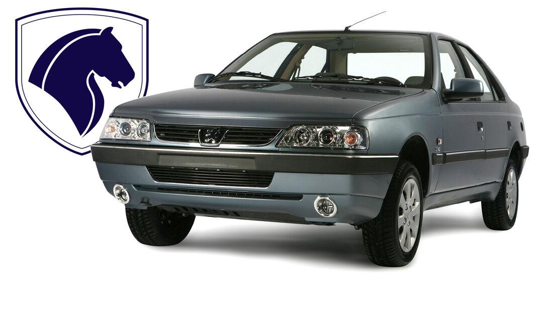 Peugeot 405 IKCO Azerbaijan 2021