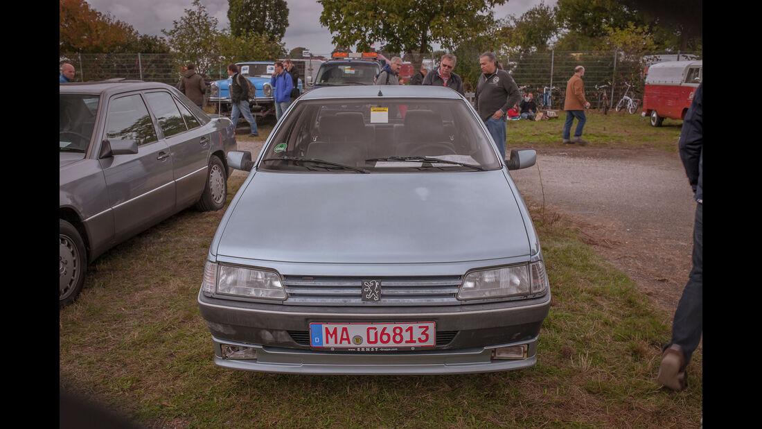 Peugeot-405-SRI-Front