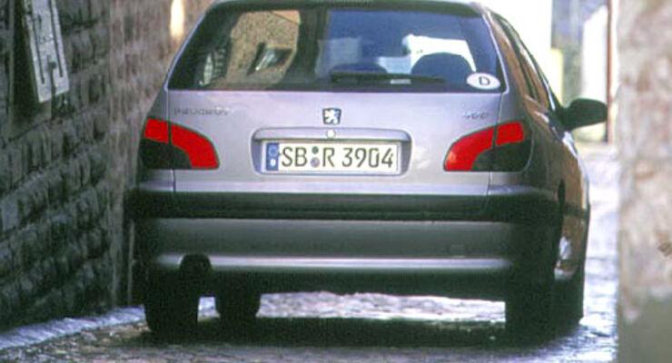 Peugeot 406 Break 1.8