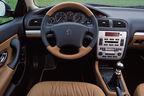 Peugeot 406 Coupé 2.0, Seitenansicht