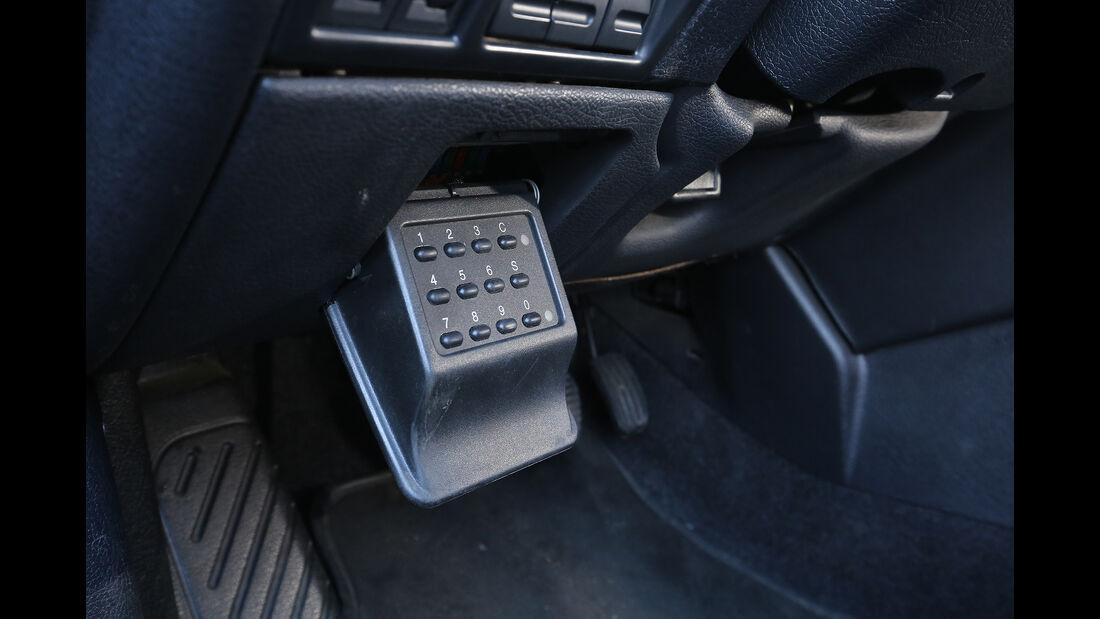 Peugeot 406 Coupe 3.0 V6, Interieur