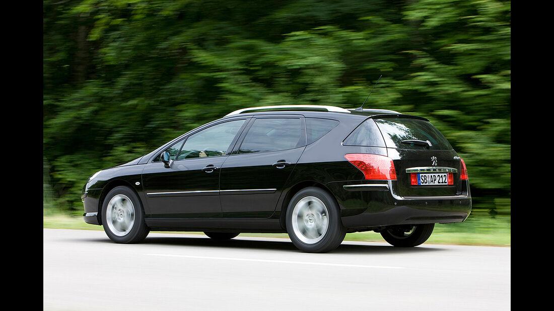 Peugeot 407 SW FAP 110