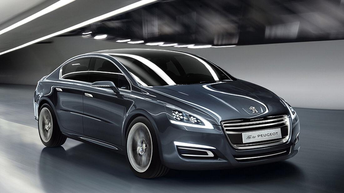 Peugeot 5 Conceptcar