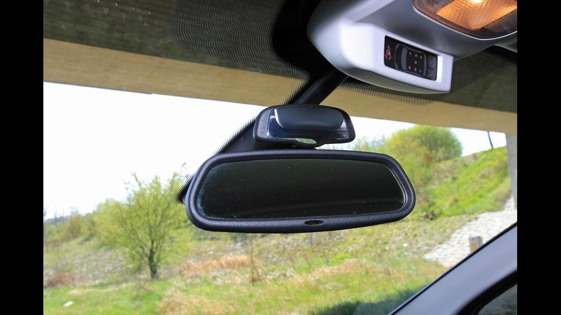 Peugeot 5008 155 THP, Rückspiegel