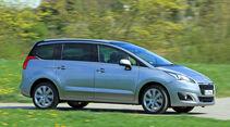 Peugeot 5008 155 THP, Seitenansicht
