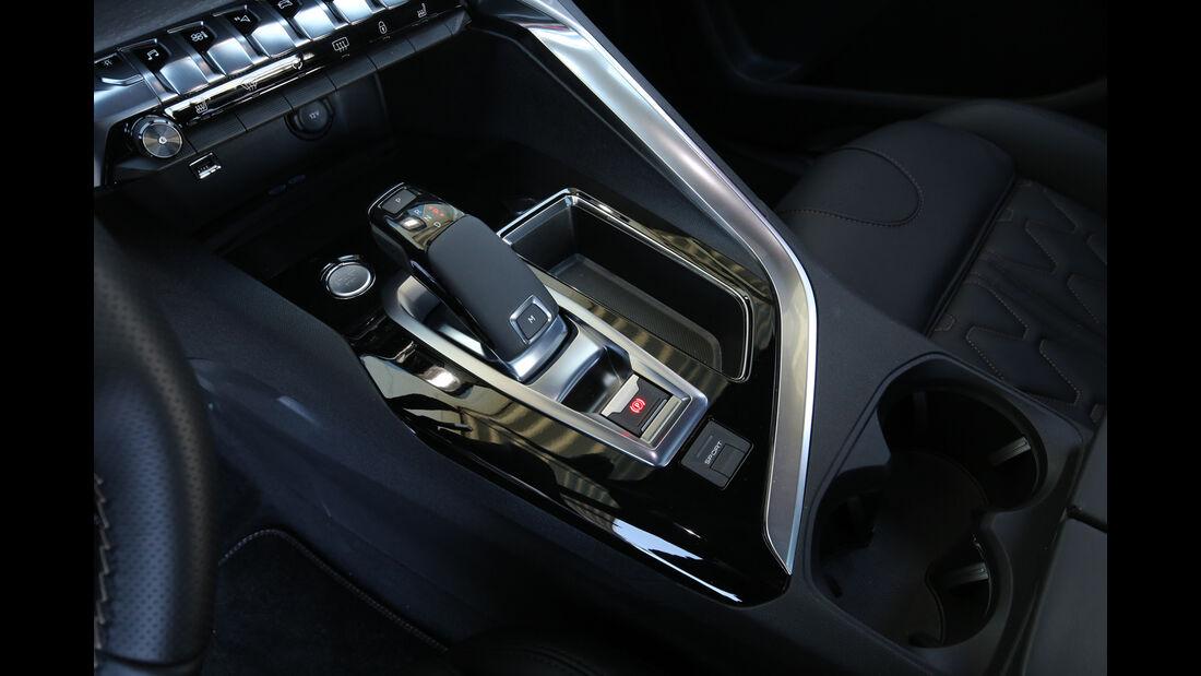 Peugeot 5008 BlueHDi 180 GT, Bedienelemente