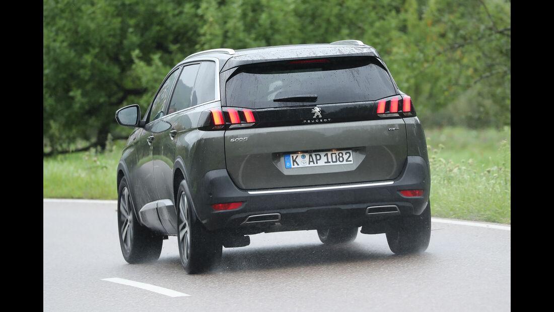 Peugeot 5008 BlueHdi 180 GT, Exterieur