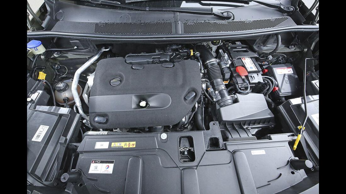 Peugeot 5008 BlueHdi 180 GT, Motor