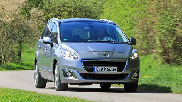 Peugeot 5008, Exterieur