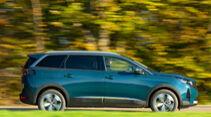Peugeot 5008 Facelift, Exterieur