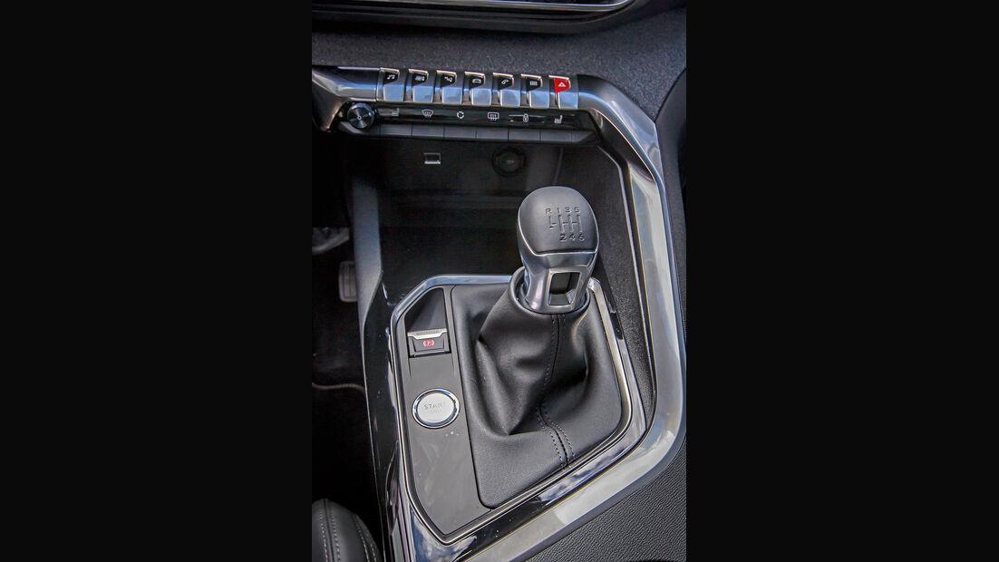 Peugeot 5008 Infotainment