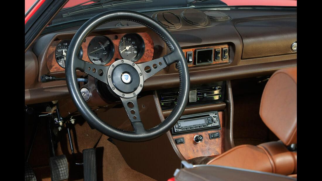 Peugeot 504 Cabriolet Armaturenbrett