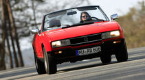 Peugeot 504 Cabriolet Frontansicht
